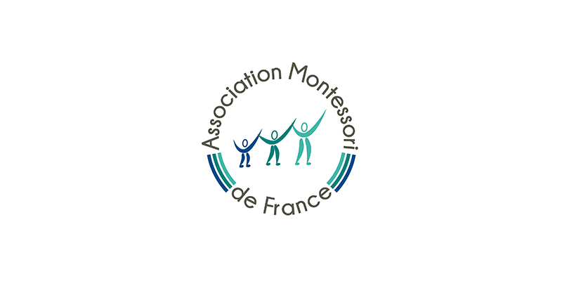 Association Montessori de France - Logo