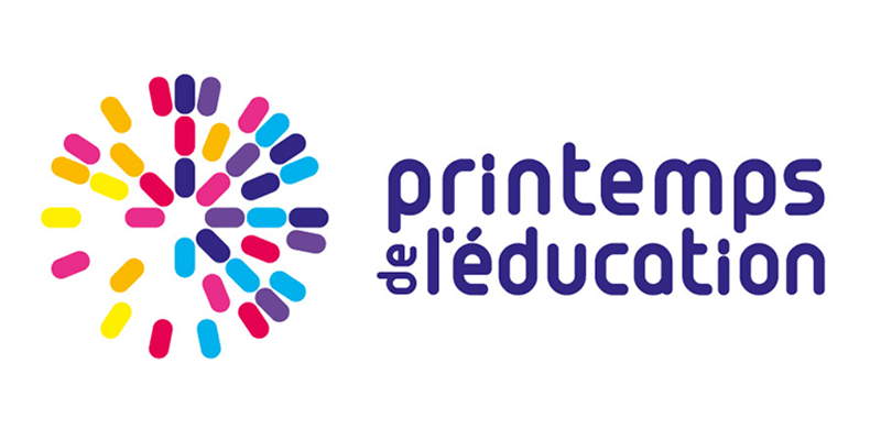 Printemps de l'éducation - Logo